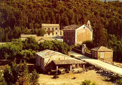 Sami location of Captain Corelli's Mandolin - The town of Sami was selected by the producers of the film of the same name, as the ideal location to film the movie. The film Captain Corelli's Mandolin is an ambitious Holywood production which will surely make the beauty of Cephalonia known.