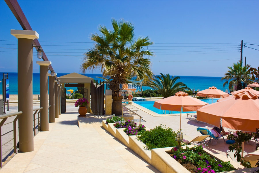 ANASSA HOTEL IN  Skala KEFALONIA IONIAN ISLANDS