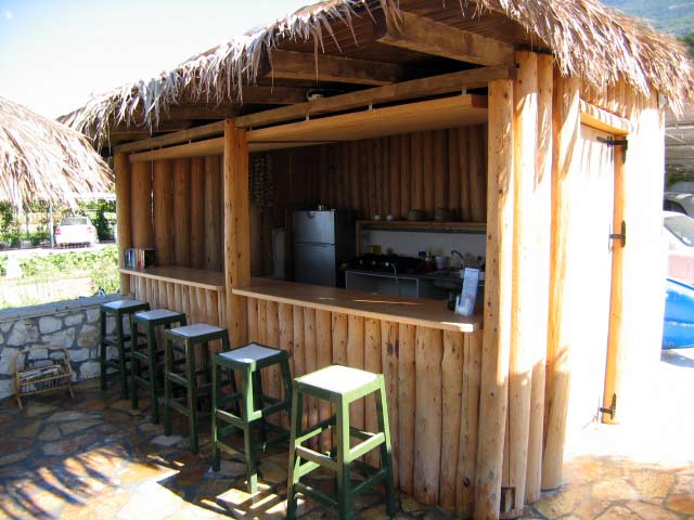 LOURDAS BEACH Image of the Kitchen CLICK TO ENLARGE
