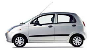Category A Chevrolet Matiz 800cc A/C CLICK TO ENLARGE