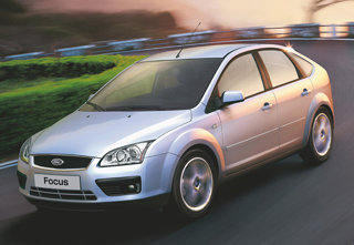 Category D1 Ford Focus 1400cc A/C CLICK TO ENLARGE