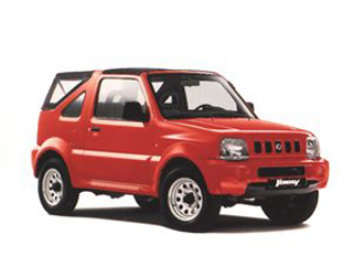 Category E Suzuki Jimny 1300CC CLICK TO ENLARGE