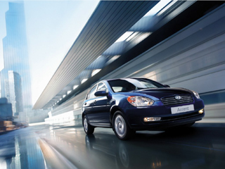 Category F Hyundai Accent Auto 1400cc A/C CLICK TO ENLARGE